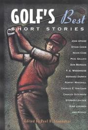 Golf's best short stories by