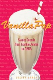 Vanilla pop by Joseph Lanza