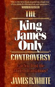 The King James only controversy PDF