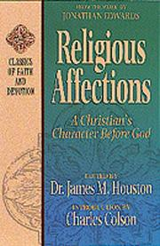 Religious Affections PDF