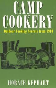 Camp cookery PDF