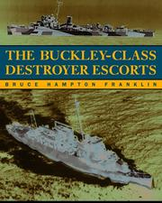 The Buckley-class destroyer escorts PDF