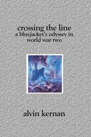 Crossing the line by Alvin B. Kernan