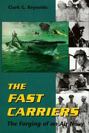 The fast carriers by Clark G. Reynolds