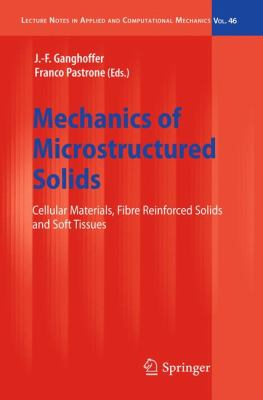eBook Mechanics of Microstructured Solids Lecture Notes in