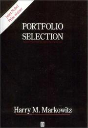 Portfolio selection PDF
