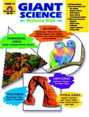 Giant Science Resource Book PDF