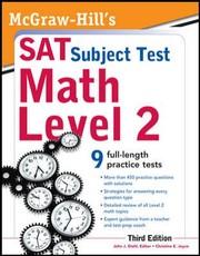 McGrawHills SAT Math Level 2