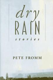 Dry Rain PDF