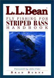 L.L. Bean Fly Fishing for Striped Bass Handbook (L. L. Bean) PDF