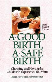 A good birth, a safe birth PDF