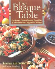 The Basque table PDF