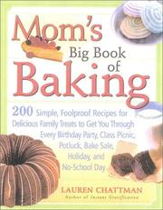 Mom's Big Book of Baking PDF