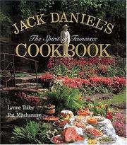 Jack Daniels the spirit of Tennessee cookbook
