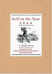 Golf in the year 2000, or, What we are coming to PDF