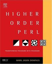 Higher-Order Perl PDF