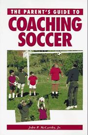 A parent's guide to coaching soccer PDF