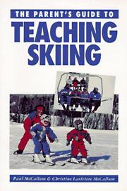 The parent's guide to teaching skiing PDF