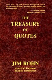 The Treasury of Quotes PDF