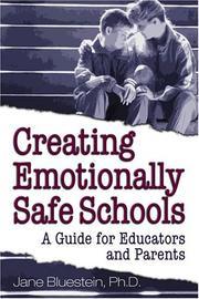 Creating Emotionally Safe Schools PDF