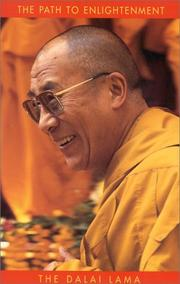 The Path to Enlightenment by 14th Dalai Lama