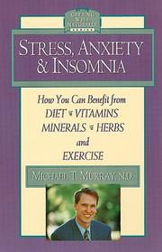 Stress, anxiety, and insomnia PDF