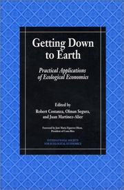 Getting Down to Earth PDF
