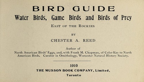 Download Bird guide