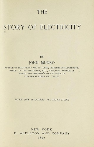 Download The story of electricity.