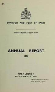[Report 1954]