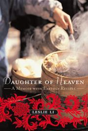 Daughter of heaven PDF