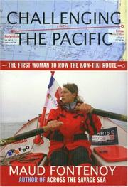 Challenging the Pacific by Maud Fontenoy