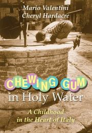 Chewing Gum in Holy Water