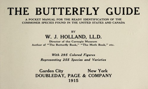 Download The butterfly guide