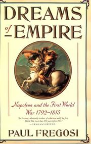 Dreams of empire by Paul Fregosi