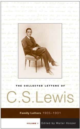 Download The collected letters of C.S. Lewis
