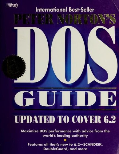 Download Peter Norton's DOS guide