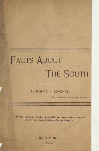Download Facts about the South