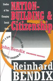 Nation-building and citizenship by Reinhard Bendix