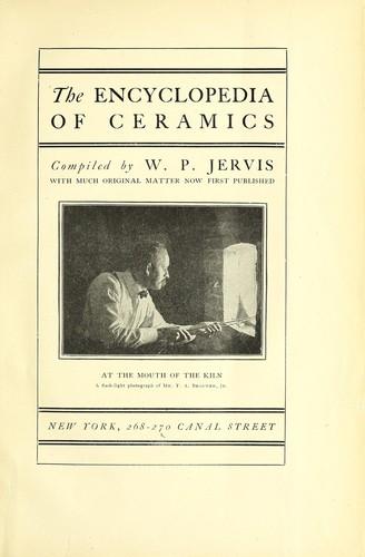 The encyclopedia of ceramics