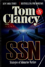 Cover of: SSN | Tom Clancy