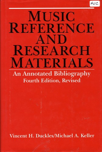 Download Music Reference & Research Materials