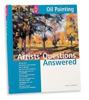 Artists' Questions Answered by Rosalind Cuthbert