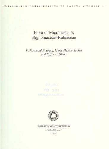 Flora of Micronesia.