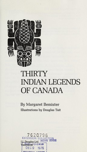 Download Thirty Indian legends of Canada