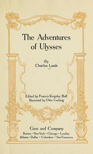 Download The adventures of Ulysses