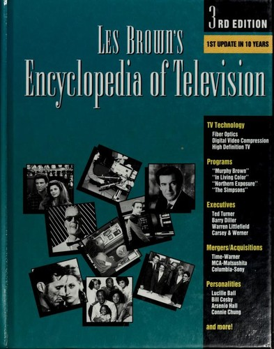 Download Les Brown's encyclopedia of television.