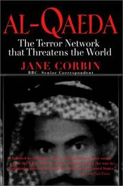 Al-Qaeda by Jane Corbin