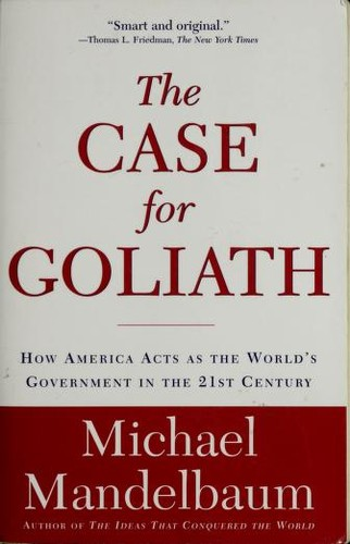 Download The case for Goliath