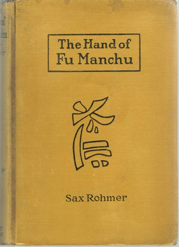 Download The hand of Fu-Manchu